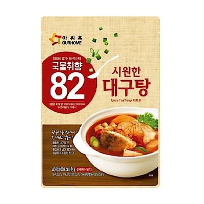 韓味不二 OURHOME鱈魚湯(400g)