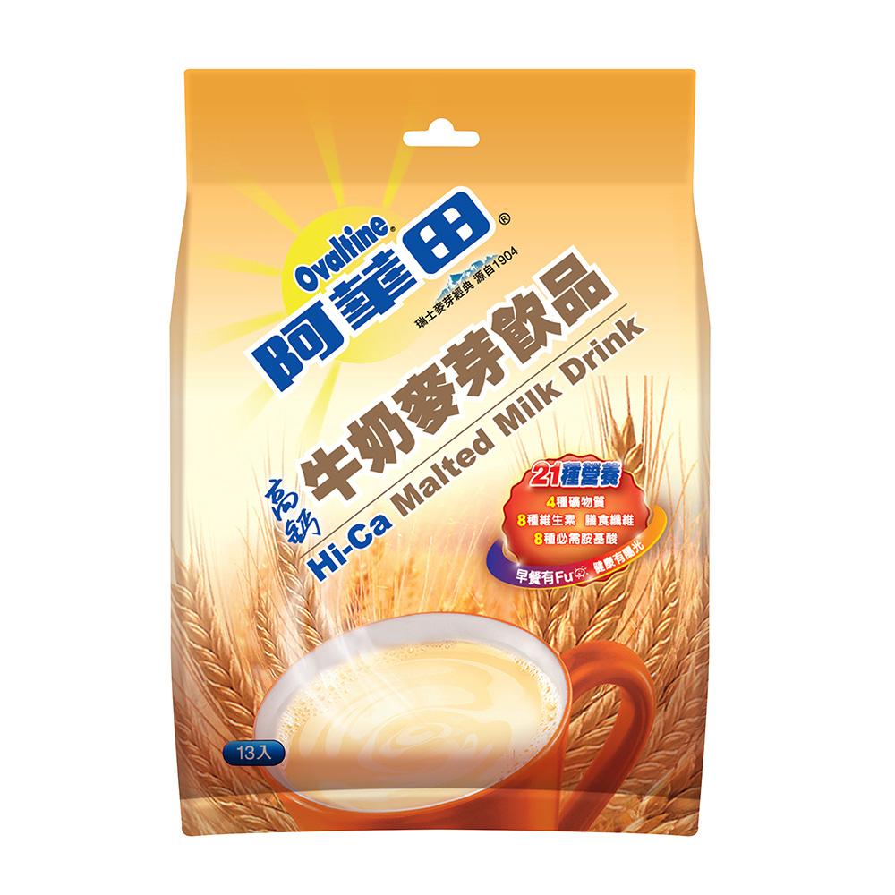 阿華田 黃金大麥牛奶麥芽飲品(30gx15入)