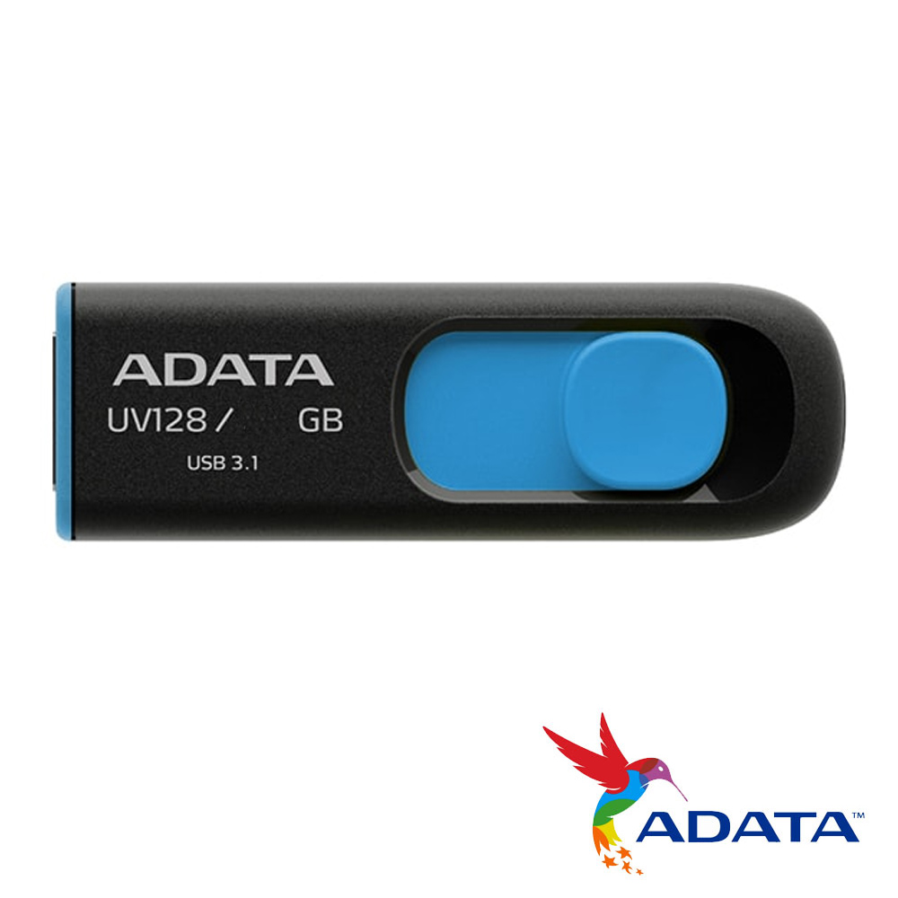 ADATA 威剛 64GB UV128 USB 3.1 隨身碟