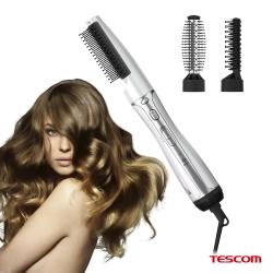TESCOM 俏麗三件式整髮梳 ACC10TW (白色)