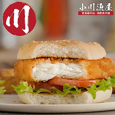 小川漁屋 香酥黃金大比目魚排12片(70G/片+-10%)