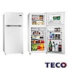 TECO 東元 R1303W 125升雙門冰箱