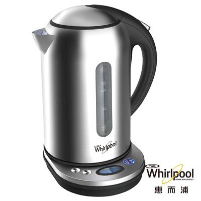 福利品-Whirlpool惠而浦1-7L五段式溫控電煮壺WKT1700
