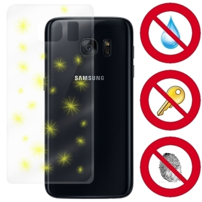 D&A Samsung Galaxy S7日本原膜玻璃奈米5H機背保護貼
