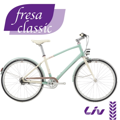 Liv Fresa Classic 都會復古時尚車