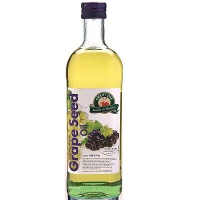 得意的一天 100%純葡萄籽油(1L)