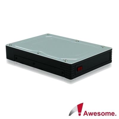 Awesome 2.5吋轉3.5吋硬碟轉接盒-AWD-MRA263