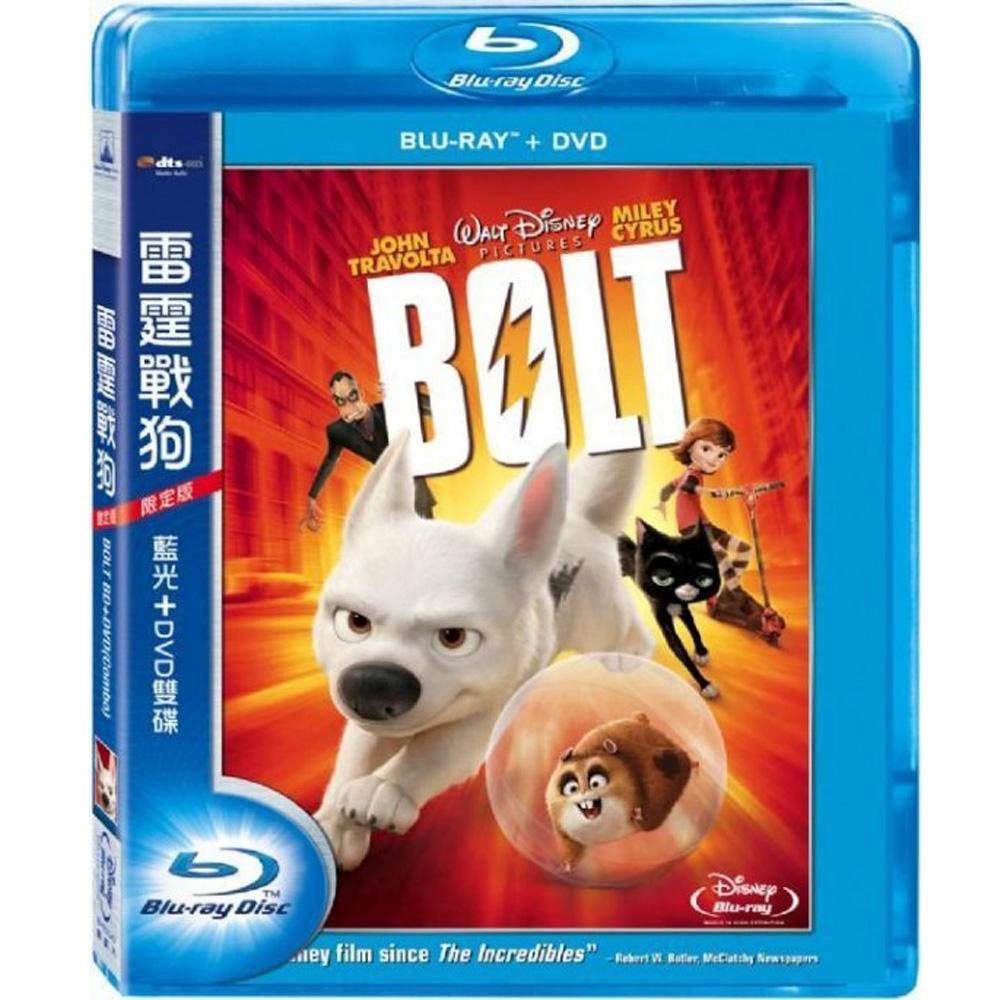 雷霆戰狗 BD DVD 限定版  藍光 BD