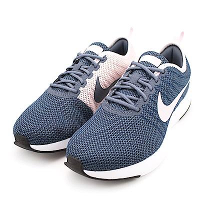 NIKE-女慢跑鞋917649004-藍粉