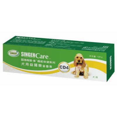 發育寶Care系列-CD4犬用益腸樂營養膏120g
