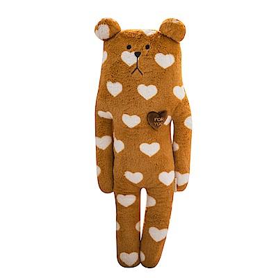 CRAFTHOLIC 宇宙人 愛情獵人熊中抱枕