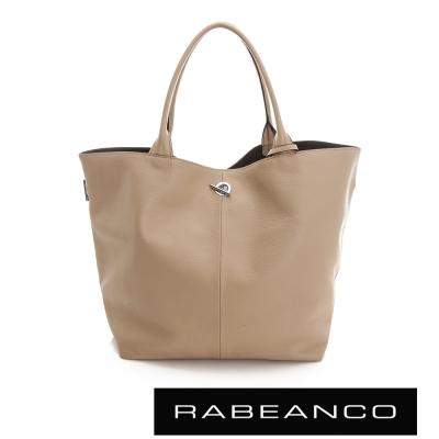 RABEANCO-Classic經典系列肩背包-大-杏