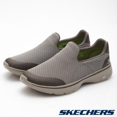 SKECHERS (男) 健走系列GO Walk  4 - 54155KHK