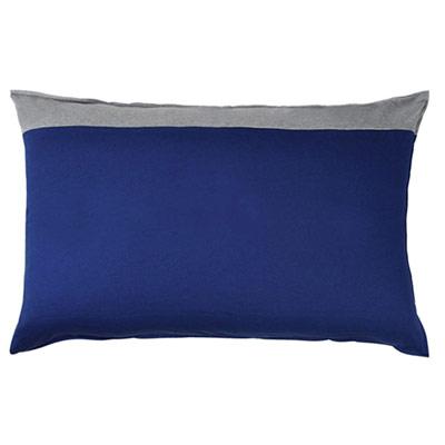 Yvonne-Collection皇家馬枕套-寶藍