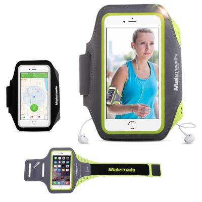 Maleroads APPLE iPhone7 Plus 5.5 手機 運動臂帶...