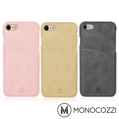 MONOCOZZI EXQUISITE iPhone 7 口袋皮套