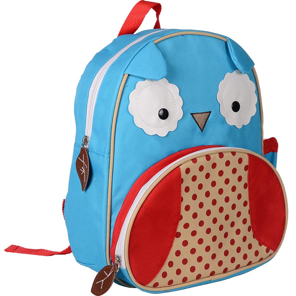 TaiCheng可愛兒童動物造型書包背包(貓頭鷹)