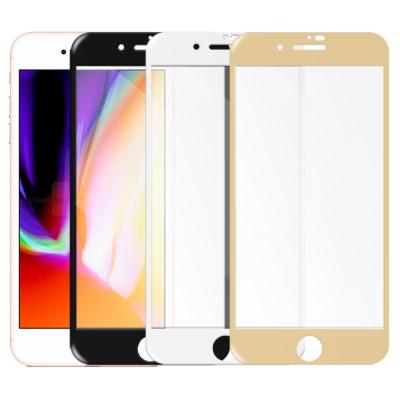 Metal-Slim Apple iPhone 8 滿版鋼化玻璃保護貼