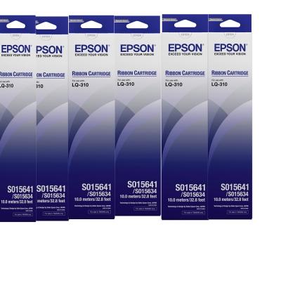 (六入)EPSON S015641色帶(適用LQ-310)
