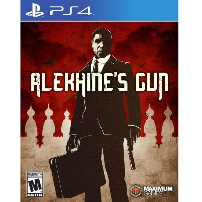 阿廖欣的槍 Alekhine s Gun-PS4英文美版