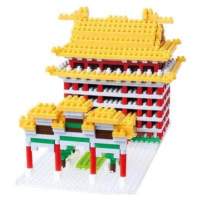 NanoBlock迷你積木 - 圓山大飯店NBH096