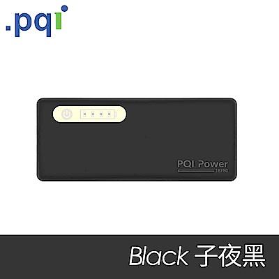 PQI Power 16750 大容量行動電源 子夜黑