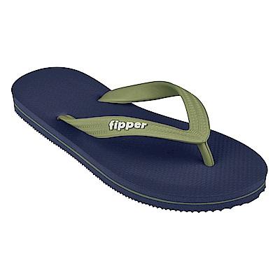 Fipper SLICK 天然橡膠拖鞋 BLUE / GREEN