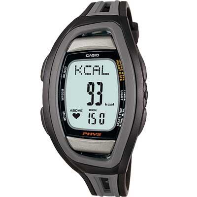 CASIO 慢跑有氧專用心跳偵測錶(CHF-100)-36.1mm