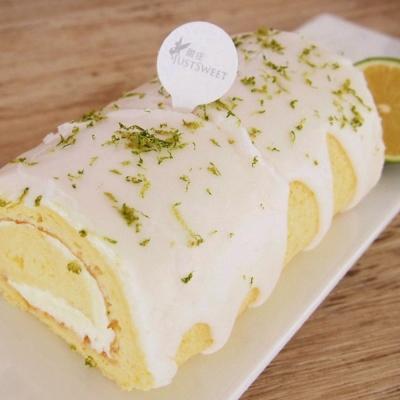 【JustSweet甜庄】100%新鮮檸檬蜂蜜捲(約15cm/條)