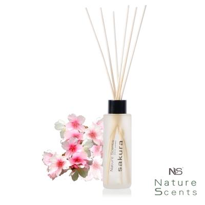 Nature Scents 自然芬芳 香氛擴香瓶組60ml(櫻花)