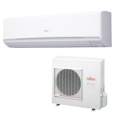 富士通標準13.5坪用高級M系列分離式冷暖氣ASCG080KMTA/AOCG080KMTA