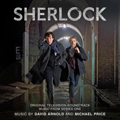 新世紀福爾摩斯 第一季 電視原聲帶 CD