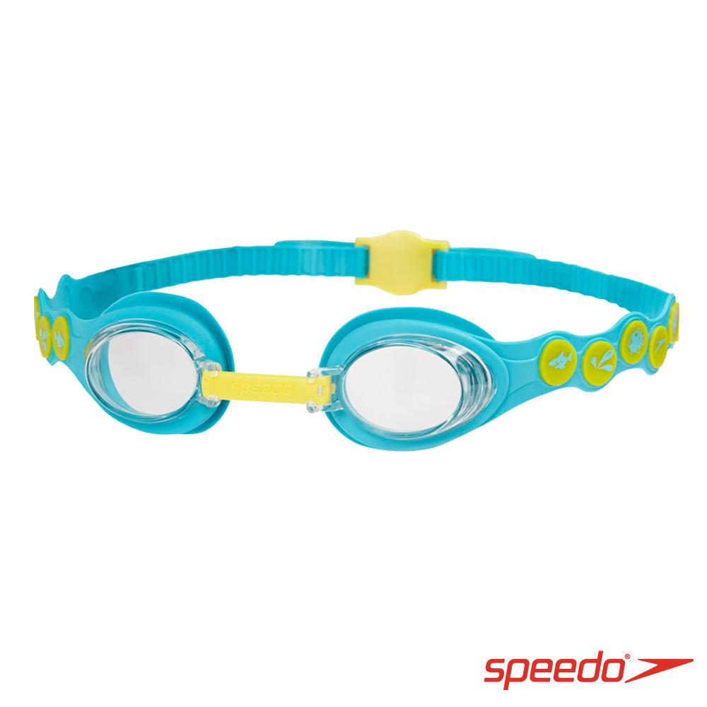 SPEEDO 兒童泳鏡 Sea Squad 峇里藍