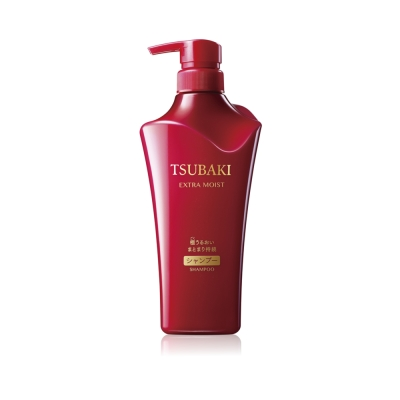 TSUBAKI思波綺 極耀潤澤洗髮乳(毛躁髮適用) 500mL