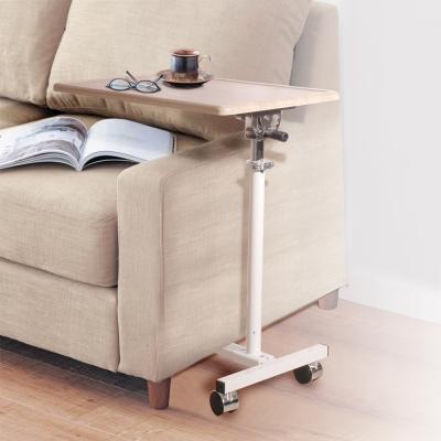 希爾頓昇降機能桌-漂流木紋-DIY