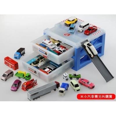 任選 TOMICA 交通世界 新停車場提盒 TW49477