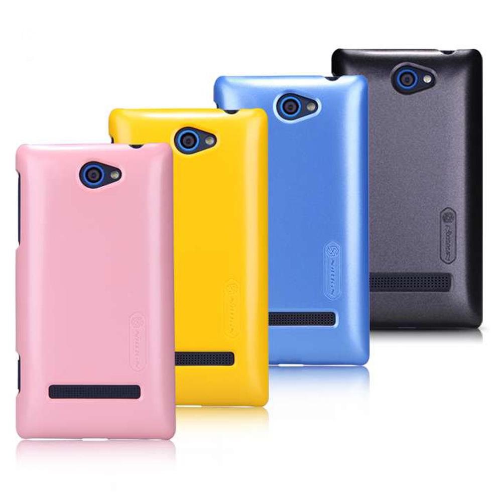 NILLKIN HTC 8S A620e多彩系列護盾硬質保護殼