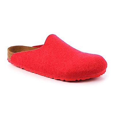 勃肯BIRKENSTOCK 559741。阿姆斯特丹 包頭拖鞋(粉桃紅)