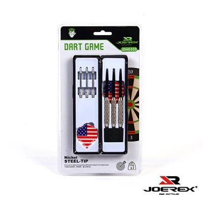 《凡太奇》JOEREX。20g專業用鍍銅飛鏢針塑盒套裝組 - 快速到貨