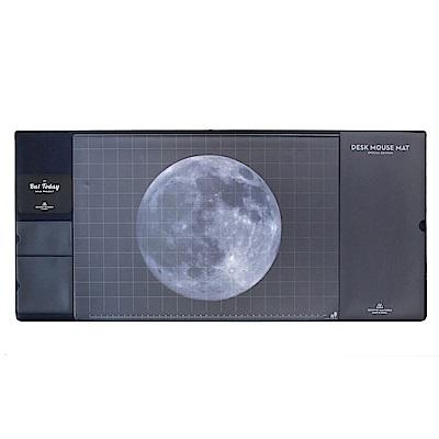 Second Mansion 自然元素QQ滑鼠桌墊-月球