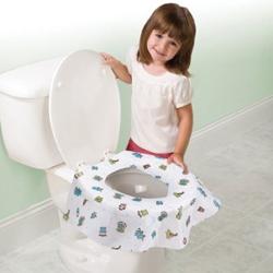美國 Summer Infant 環保拋棄式馬桶座墊 20入