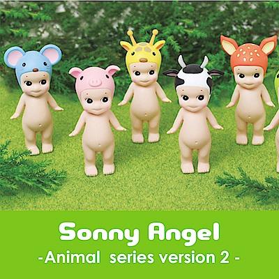 日本超人氣 Sonny Angel 經典動物系列 Version.2 盒玩公仔(單抽)