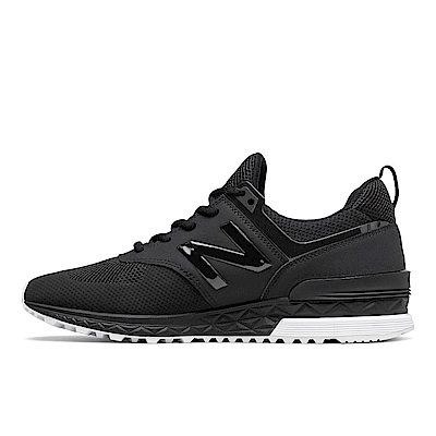 New Balance 574復古鞋MS574SBK-D男黑色