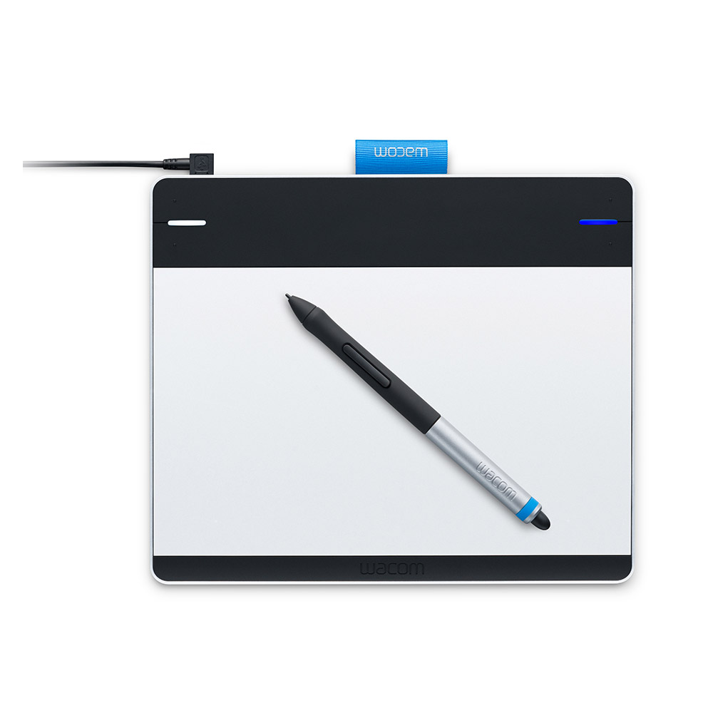 Wacom Intuos創意版 Pen&Touch(S)繪圖板(CTH-480)