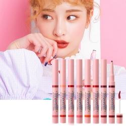 3CE STUDIO雙頭霧感絲絨奶油唇釉&唇線筆3.2g+0.2g(7色)