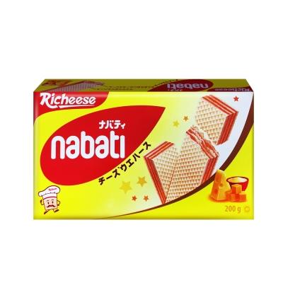 麗芝士 Nabati起司威化餅(200g)