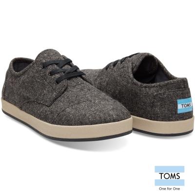 TOMS 混紡織紋休閒鞋-男款
