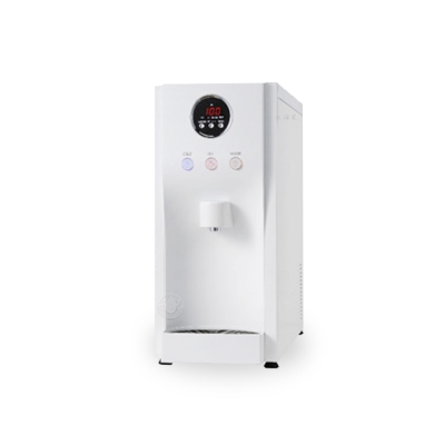 水蘋果 WA-190 冰溫熱三溫桌上型飲水機含UV紫外線(內置KT RO機)