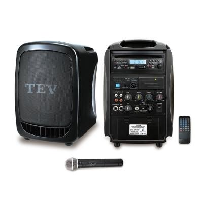 TEV 藍芽/CD/USB/SD單頻無線擴音機 TA 330 B- 1