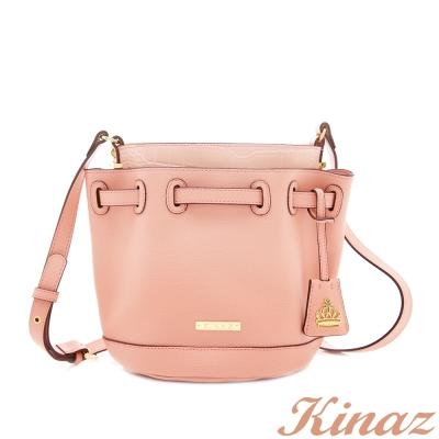 KINAZ-英國王妃-第一支舞斜背水桶包
